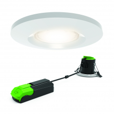 Smart LED Fire Rated Downlight IP65 WiFi/BLE