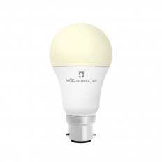 LED Smart Bulb Wifi BC (B22) Warm White Dimmable