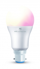 LED Smart Bulb Wifi & Bluetooth BC (B22) Colour Changing, Tuneable White & Dimmable