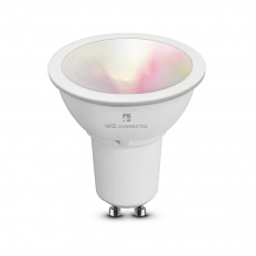 LED Smart GU10 Bulb WiFi & Bluetooth Colour changing, Tuneable White & Dimmable
