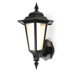 Lantern Wall E27 PIR