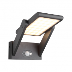 Solar Wall Light LED