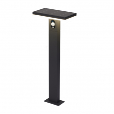 Rectangle Solar Bollard